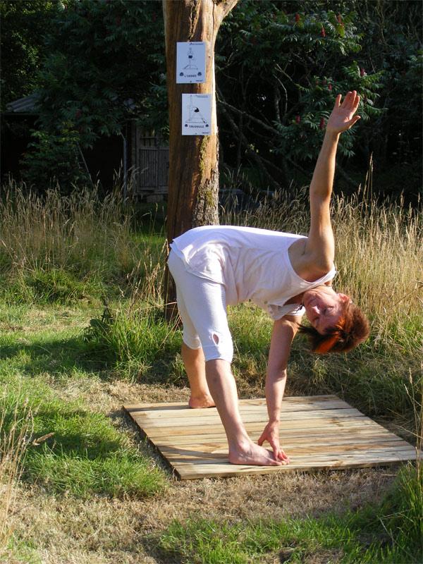 Parcours Yoga en Seine Maritime