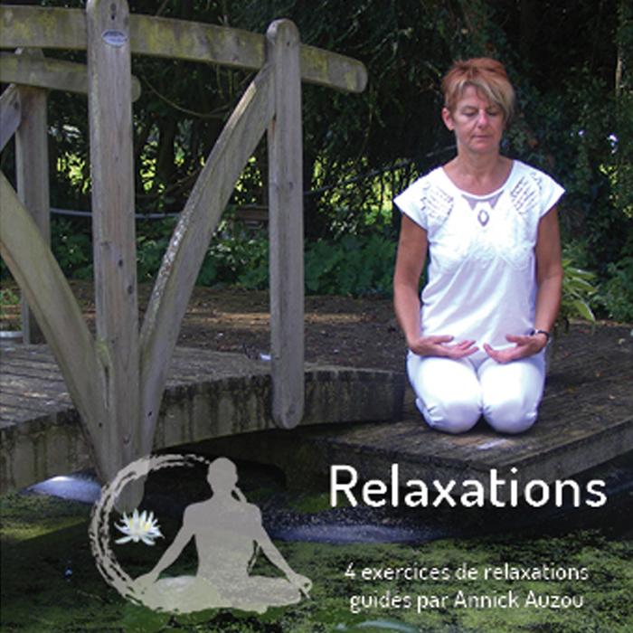 Cd de relaxation par Annick Auzou