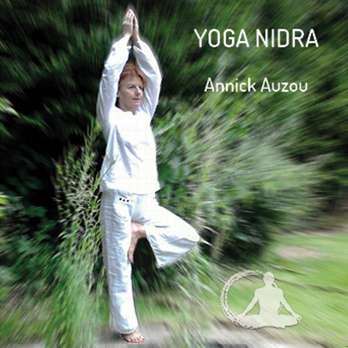 Cd de Yoga Nidra par Annick Auzou
